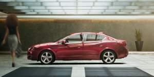 2013 Acura ILX: Comparison Drive