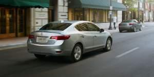 Acura,Honda, ILX Hybrid, mpg