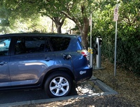 Toyota,RAV4 EV,electric car,SUV