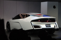 Honda,fuel cell,future car