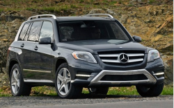 mercedes-benz GLK350, GLK250, BlueTEC, diesel, direct injection