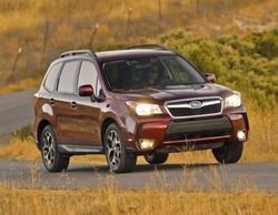 Subaru,forester,SUV,AWD,4WD,MPG,fuel economy,CVT