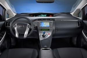 Toyota,Prius,Plug-in,dash