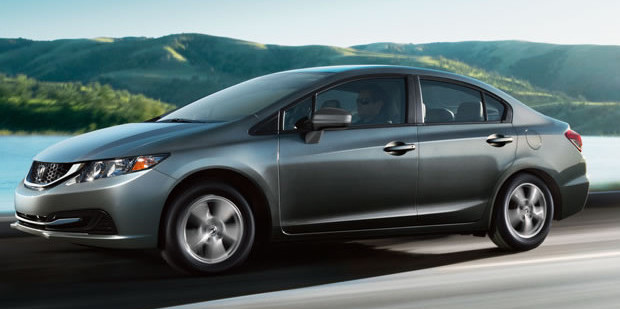 ROAD TEST: 2013 Honda Civic Natural Gas