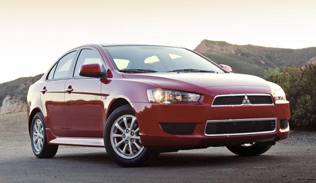 Mitsubishi,lancer,awd,cvt,fuel economy,mpg