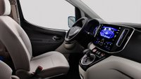 Nissan,e-NV200,electric truck,EV,electric vehicle, interior