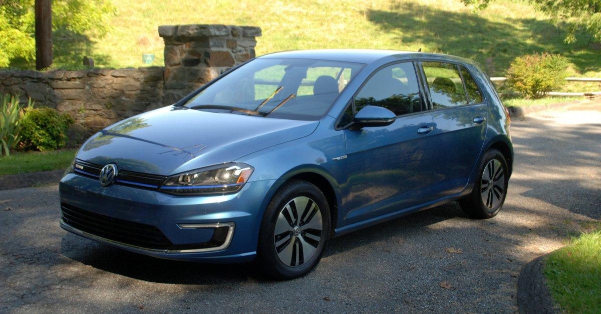 2015,VW,volkswagen, e-Golf