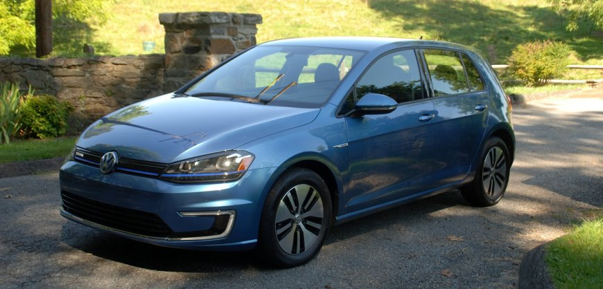 2015,VW,volkswagen, e-Golf