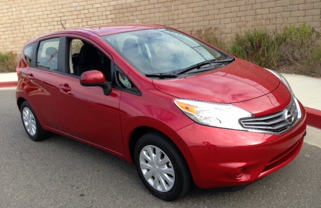 2014,Nissan,Versa,Note,road Test,gas Miser,mpg,