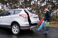 2015 Ford Escape,liftgate, foot-operated