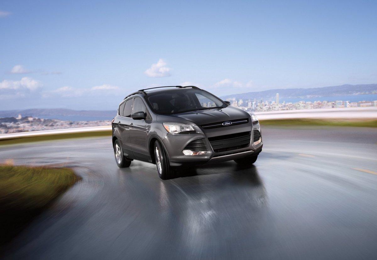 2015,Ford,Escape,CUV,crossover, fuel economy, 30 mpg club
