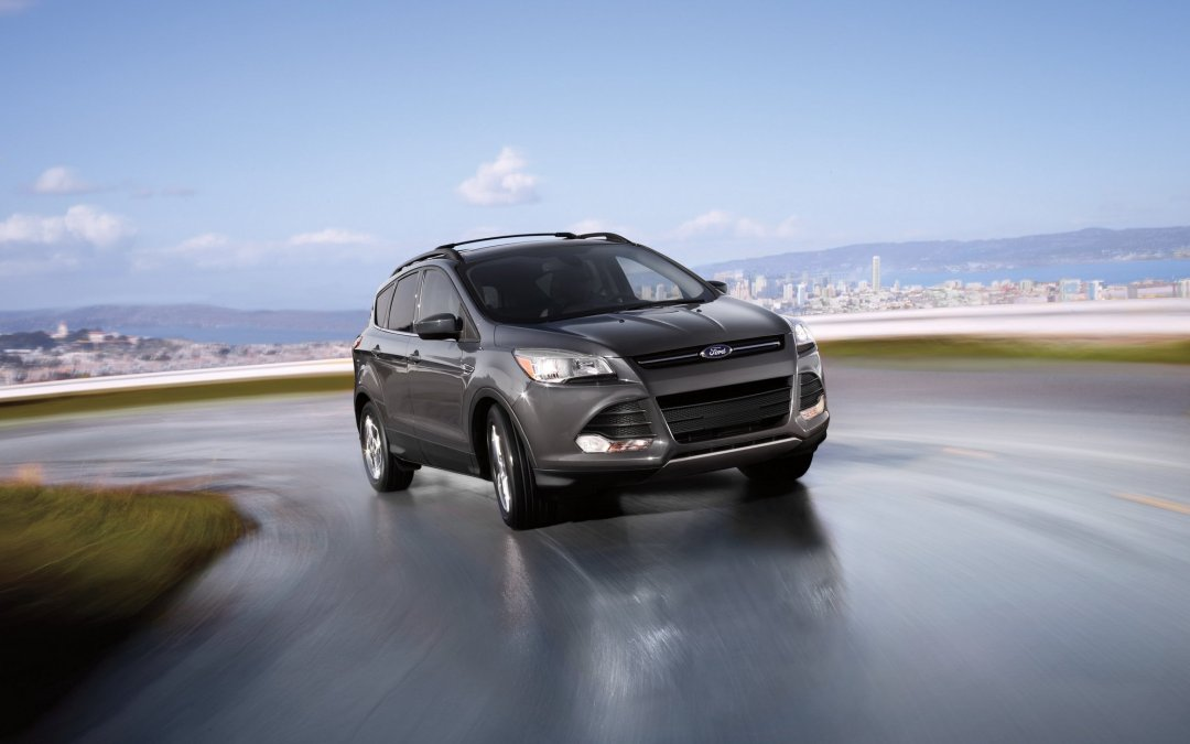 Road Test: 2015 Ford Escape