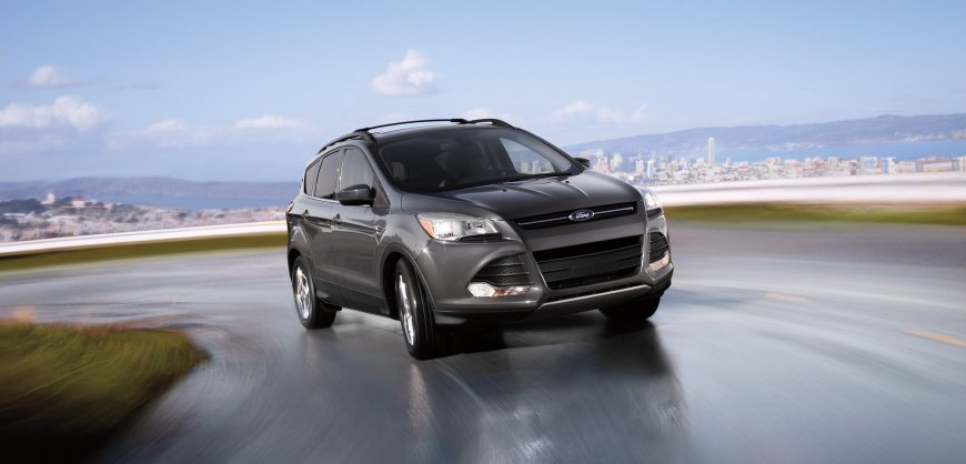 2015,Ford,Escape,CUV,crossover, fuel economy, 30 mpg club