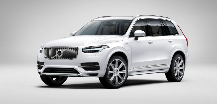 Top 10 best mpg awd suvscrossovers clean fleet report 2015volvoxc90 phevplug in hybrid publicscrutiny Image collections