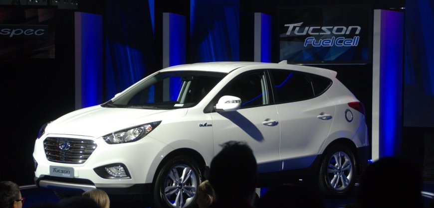 Hyundai,fuel cell,EV, FCEV