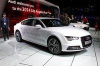 Audi,LA Auto Show,A7,f-tron,fuel cell