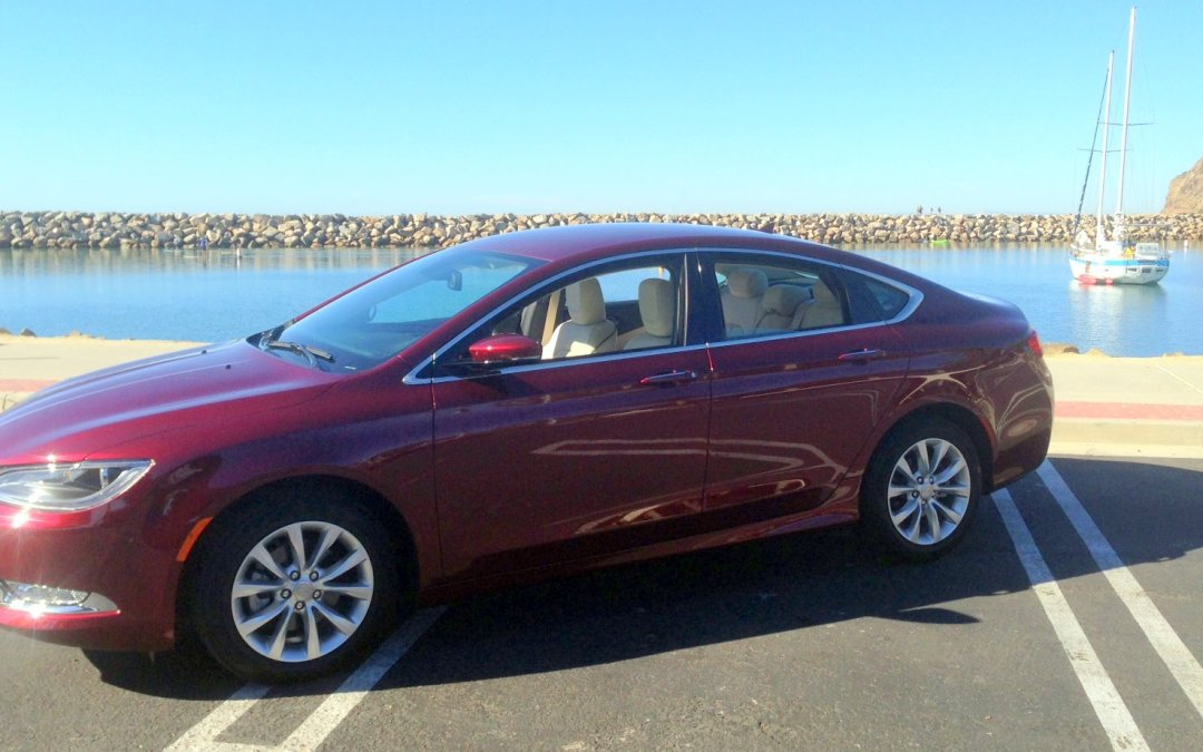 Road Test: 2015 Chrysler 200C and 200S