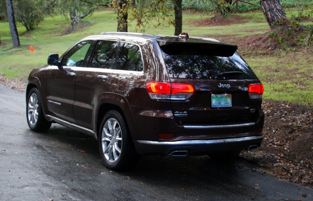 2014,Jeep,Grand Cherokee, EcoDiesel,diesel,fuel economy, mpg