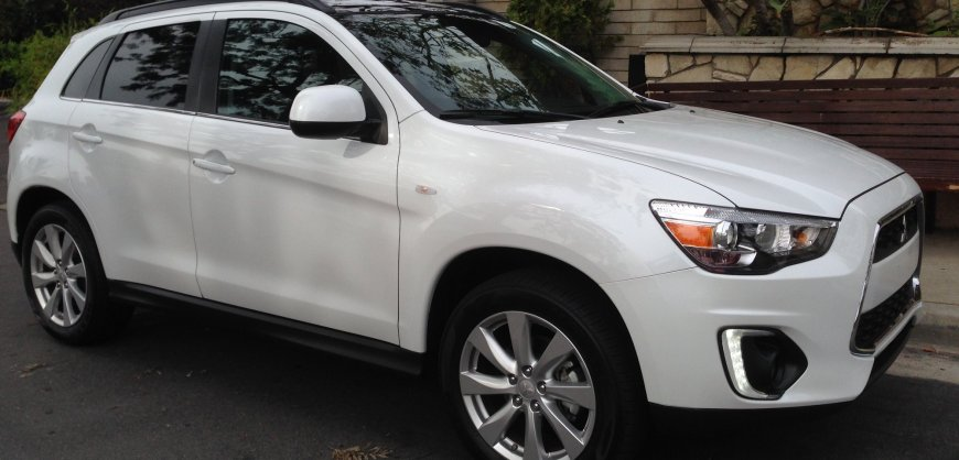 2015 Mitsubishi Outlander Sport,SUV,fuel economy,mpg