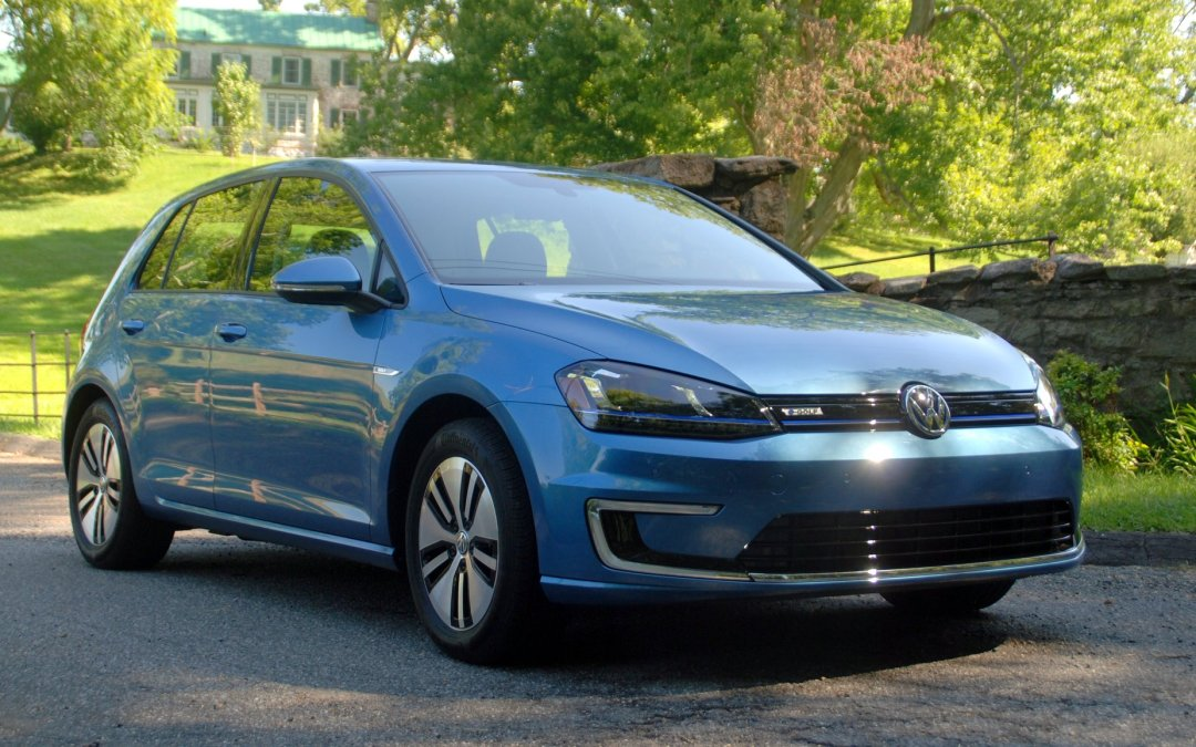 Road Test: 2014 Volkswagen e-Golf