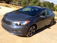 2015 Kia,Forte,standard features,road test