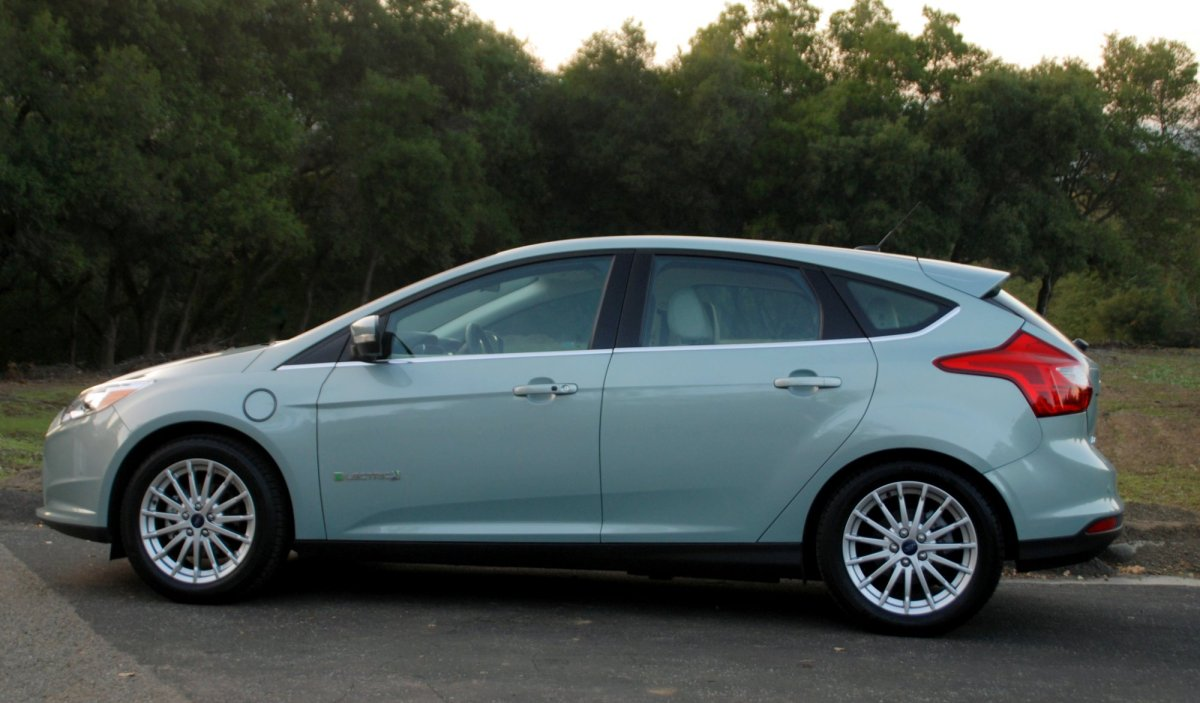 2014,Ford,Focus Electric