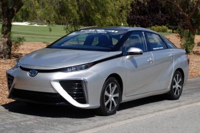 2016,Toyota,Mirai,fuel cell,hydrogen