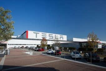 Tesla, Fremont Factory, Model S,