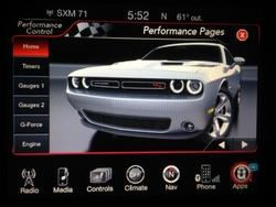 2015 Dodge,Challenger SXT,Uconnect,electronics,