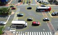 connected cars, autonomous cars, self-driving cars.GM