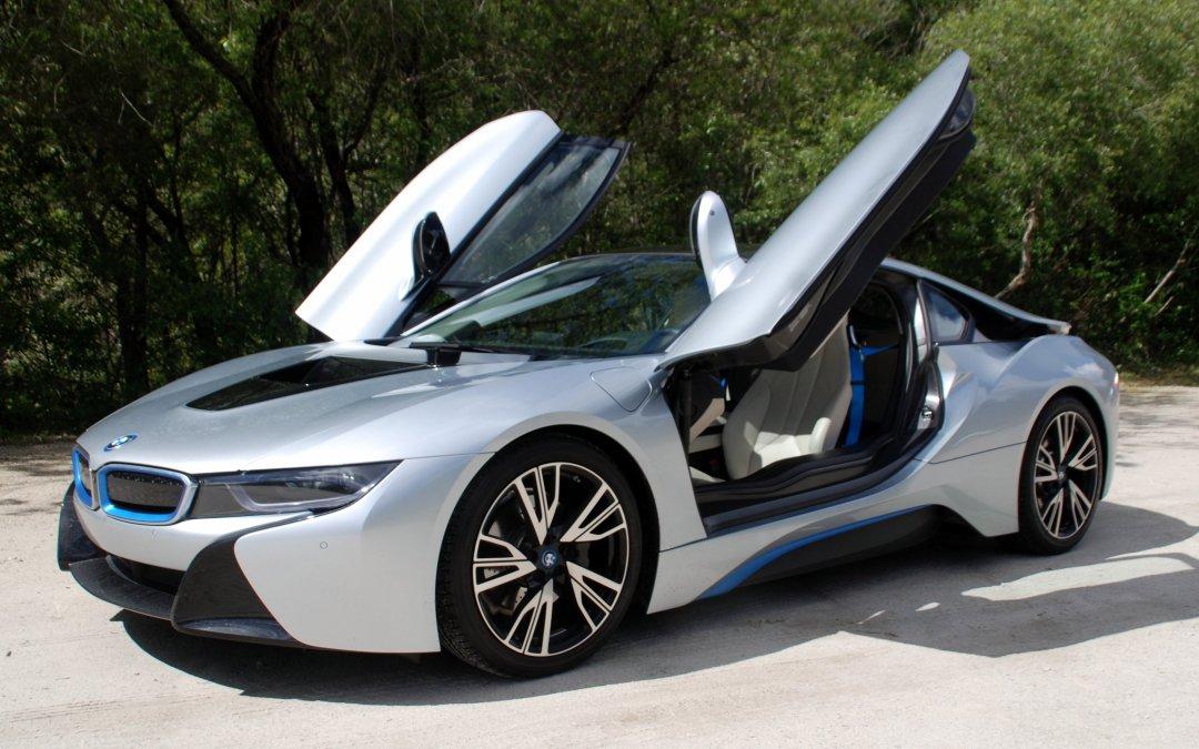 First Drive: 2015 BMW i8
