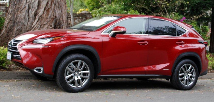 2015,Lexus NX,300h, mpg, fuel economy