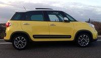 2015,Fiat 500L,Trekking,styling