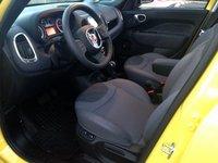 2015, Fiat 500L, Trekking, interior