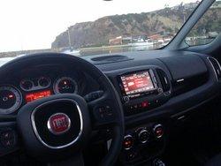 2015,fiat,500L,Trekking , dash, interior