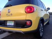 2015 Fiat,500L Trekking,design