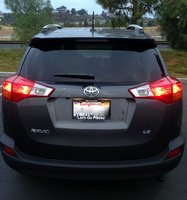 2015 Toyota,RAV4 LE, warranties
