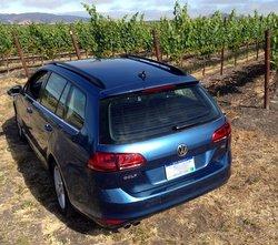 2015 Volkswagen,VW Sportwagen,Golf TDI, clean diesel
