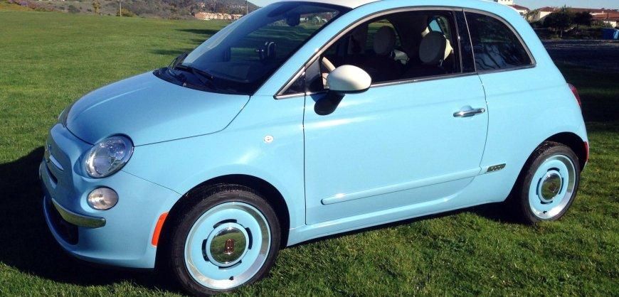 2015 Fiat,Lounge 1957 Edition