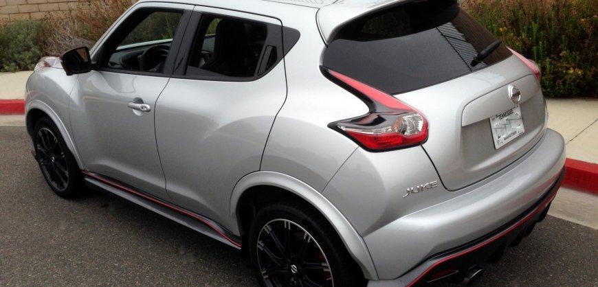 2015,Nissan Juke, NISMO