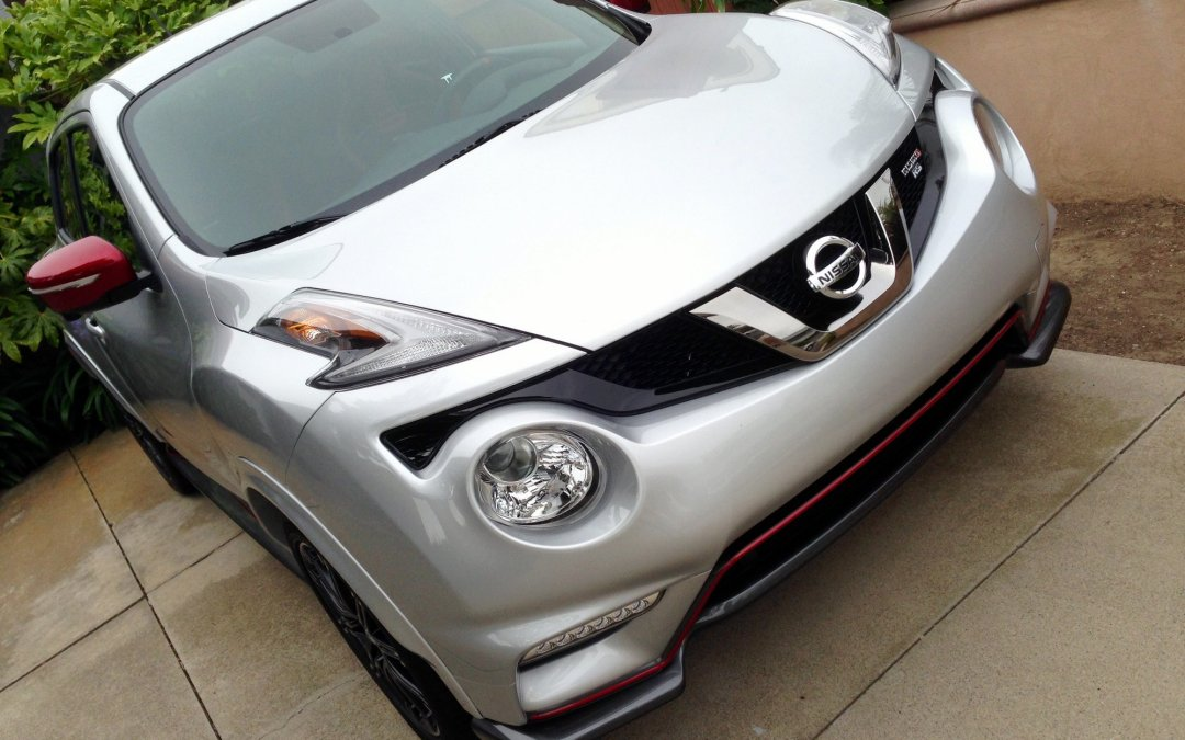 Road Test: 2015 Nissan Juke NISMO RS