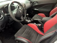 2015 Nissan, Juke NISMO,interior, Recaro seats