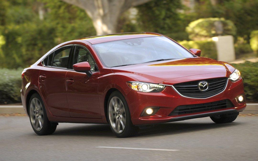 Road Test: 2015 Mazda6