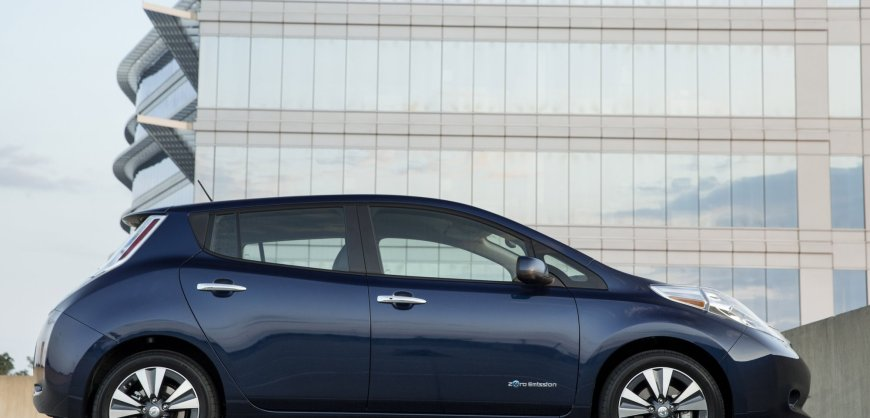 2016,Nissan Leaf, EV, electric car