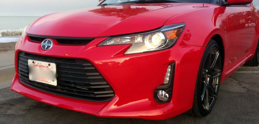 2015 Scion,tc, mpg