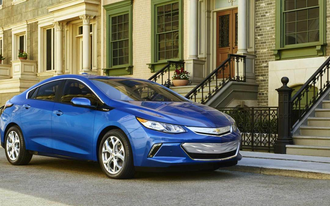 The Best-Selling Electric Cars in the U.S.