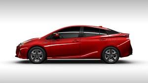 2016, Toyota Prius,new model