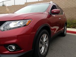 2015, Nissan Rogue, SL FWD,value