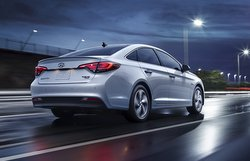 2016, Hyundai,Sonata,Hybrid