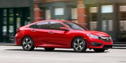 2016,Honda,Civic,gas miser,green car of the year